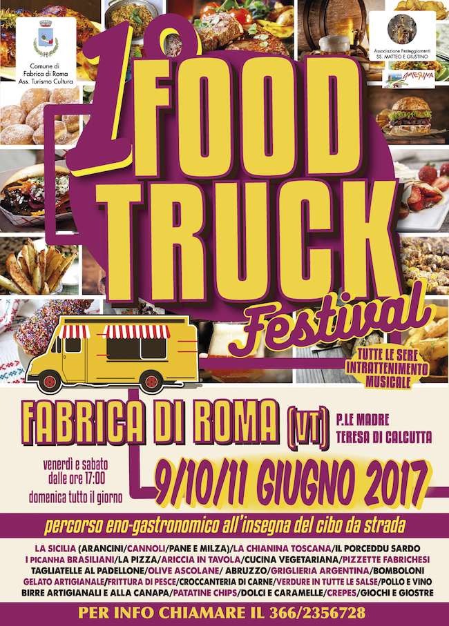 Festival Food Truck