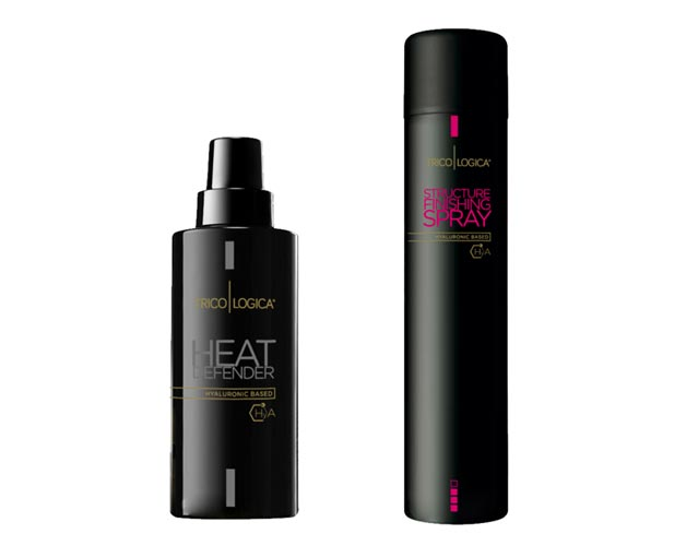 Prodotti per capelli Tricologica - Heat Defender e Structure Finishing