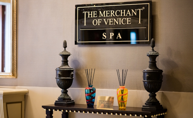 The Merchant of Venice SPA San Clemente Kempinski Palace