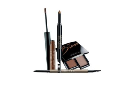 Make-up sopracciglia: la collezione Let's Talk About Brows di Artdeco