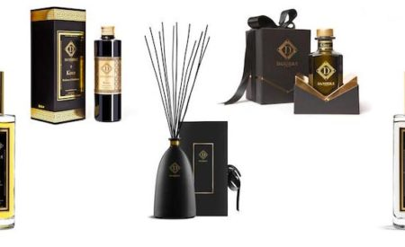 Profumi per l'ambiente: la Black Collection di Danhera