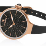 Orologi Hoops Cherie 160 Diamonds - Gold nero