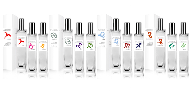 The Library of Fragrance - Collezione Zodiaco