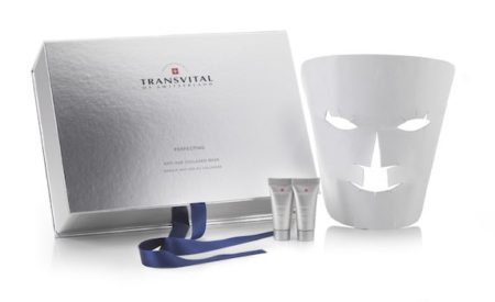 Maschere viso al collagene: l'innovativa Perfecting Anti-age Collagen Mask di Transvital