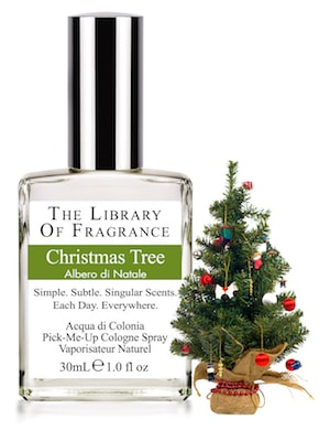 The Library Of Fragrance - Christmas Tree Italy 30 ml