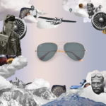 Occhiali Ray-Ban Reinvented Aviator 1937