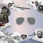 Occhiali Ray-Ban Reinvented Aviator Classic