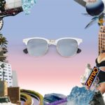 Occhiali Ray-Ban Reinvented Clubmaster Aluminum