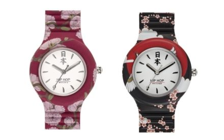 I Love Japan, gli orologi colorati di Hip Hop Watches dedicati al Giappone