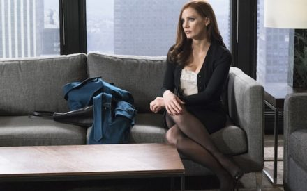 Recensioni film: Molly's Game, Doppio Amore e Ghost Stories