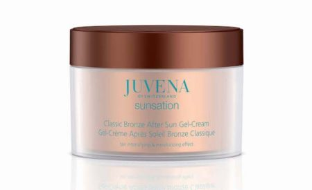 Doposole: ecco Classic Bronze After Sun Gel-Cream di Juvena