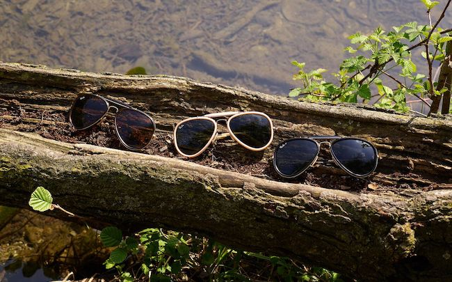 Occhiali da sole Ray-Ban Outdoorsman Realoaded