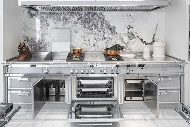 OG - Silver Grey Project - Cucine classiche