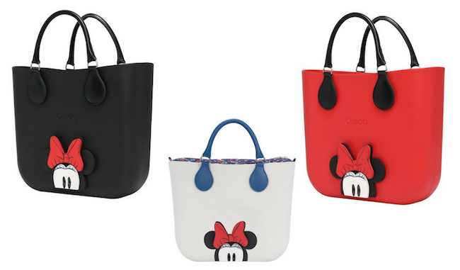 Borse O bag per Disney - Shopper con Minnie