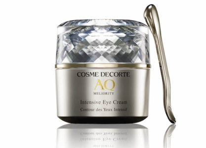 Contorno occhi: ecco AQ Meliority Intensive Eye Cream