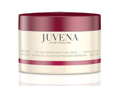 Crema corpo: il trattamento intensivo Juvena Rich and Intensive