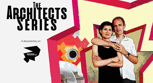 The Architects Series - A documentary on WORKac