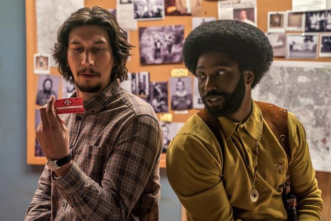 BlacKkKlansman - la recensione film di Spike Lee