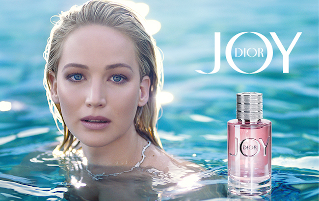 Profumo Joy by Dior con Jennifer Lawrence opinioni