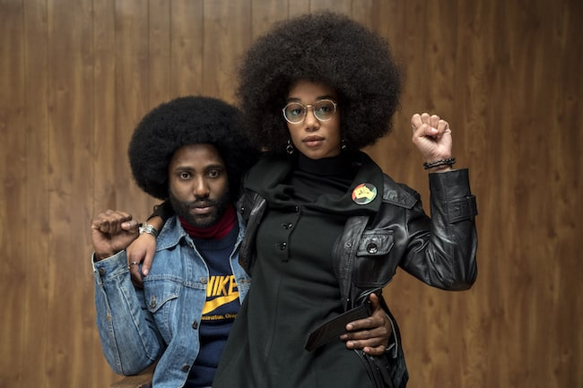 Recensione di BlacKkKlansman di Spike Lee