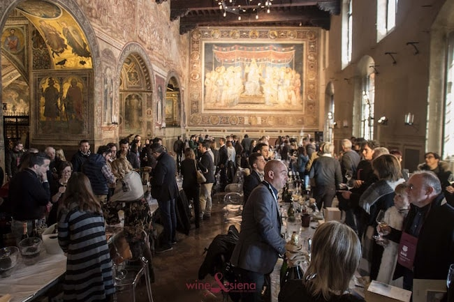 Evento Wine & Siena di Wine Hunter