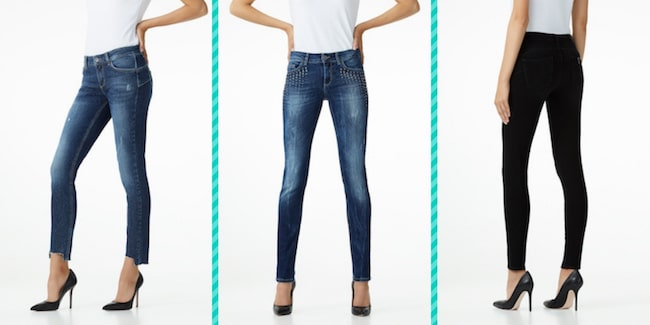 Jeans donna Slim e Amazing Fit