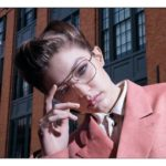 Gigi Hadid x Vogue Eyewear Special Collection - Modello 23rd Street