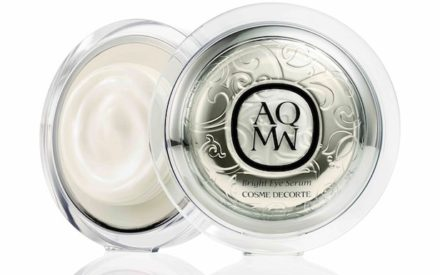 Contorno occhi: il trattamento intensivo AQMW Bright Eye Serum di Decorté