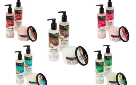 Ultimate Hair Care di Organic Shop: un prodotto per ogni tipo di capello