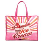 Borsa YNOT? prezzo 59,00 euro ice cream canvas