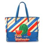 Borsa YNOT? prezzo 59,00 euro watermelon canvas