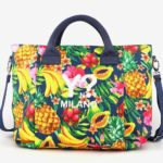 Borsa YNOT? prezzo 59,90 euro fruits canvas
