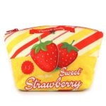 Borsello YNOT? prezzo 29,00 euro strawberry canvas