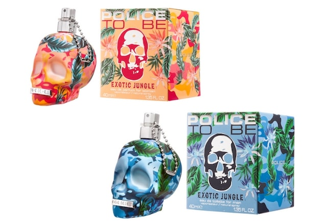 Profumi To Be Exotic Jungle - Police Fragrances