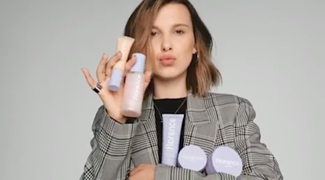 Florence by Mills - Brand beauty di Millie Bobby Brown