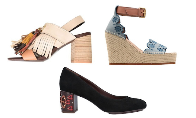 Scarpe e accessori estate online